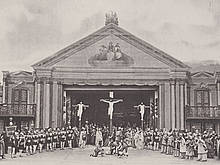 Passion Play in 1871